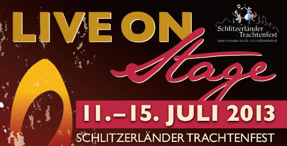 Trachtenfest Schlitz - Live on stage